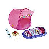 Baby Born Play and Fun Camping Set