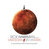 Rick Wakeman Life on Mars (Macmillan Cancer Support) CD