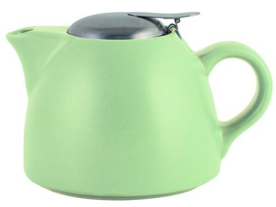 La Cafetiere Barcelona 1 Cup 450ml Teapot with Filter in Pistachio