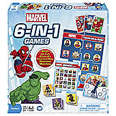 Marvel 6 in a Box