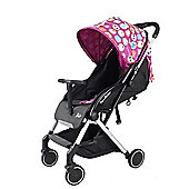 Familidoo Air Stroller with Travel Bag - Rabbit Pink
