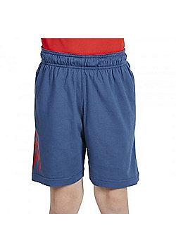 Canterbury Vapodri Cotton Boys Shorts - True Navy - Navy