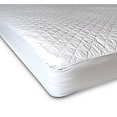 Quilted Mattress Protectors - White