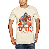 Rocky I Predict Pain T-Shirt (S) - Film and TV T-Shirts