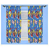 Paw Patrol Curtains 72in