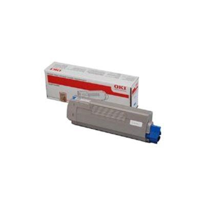 OKI Cyan Toner Cartridge for MC861 Multi Function Printers (Yield 10000 Pages)