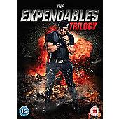 The Expendables Triple DVD Boxset