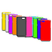 Cennett iPhone 6 and Iphone 6s Silicone Gel Case 10 in 1