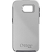 "Otterbox Symmetry 5.1"" Cover Grey White Phone case for Samsung Galaxy S6 -"