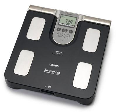 Omron Body Composite Fat Monitor Bathroom Scale