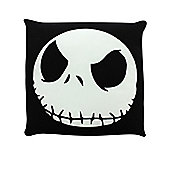 The Nightmare Before Christmas Jack Face NBX Cushion 48x48cm Black