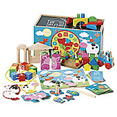 Carousel 15 in 1 Activity Playset