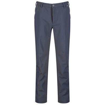 Regatta Mens Fenton Trousers Seal Grey 42 Short Leg