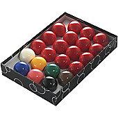 """PowerGlide Snooker Balls ( Standard ) - 2 1/16"""" ( 22 Balls )"""