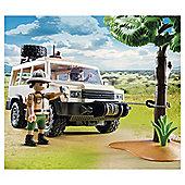 Playmobil Safari Truck With Lions