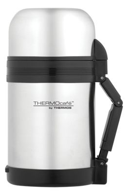 Thermos Thermocafe 0.8L Stainless Steel Multi Purpose Food Flask