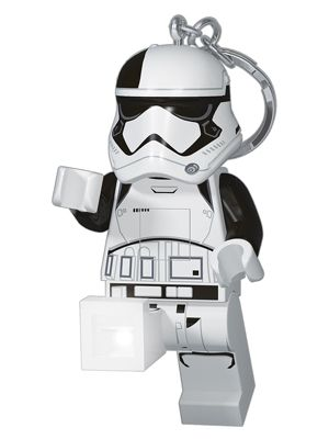 Lego Star Wars Episode VIII First Order Stormtrooper Executioner Keylight