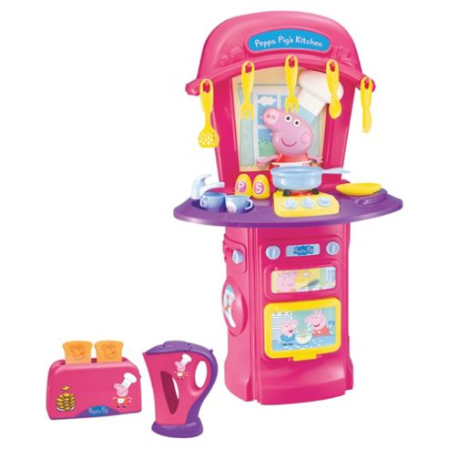 Peppa Pig My First Kitchen with Kettle & Toaster
