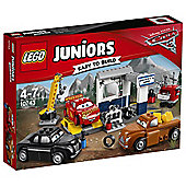 LEGO Juniors Disney Cars Smokey's Garage 10743