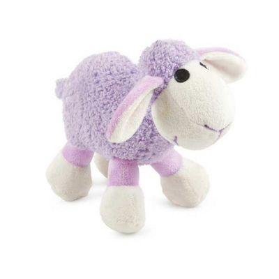 Ancol Small Bite Lilac Plush Lamb