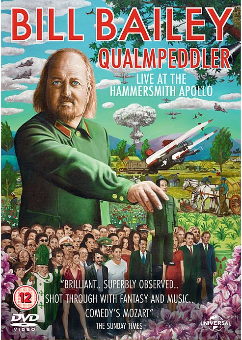 Bill Bailey Qualmpeddler (DVD)