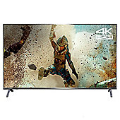 """Panasonic TX65FX650B 65"""" Ultra HD 4K HDR LED Television in Silver"""