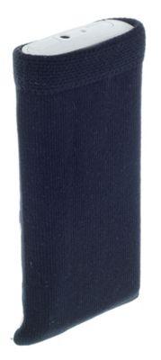 Works with Nokia Licensed Medium Woollen Sock for Universal Nokia Smartphones - Black