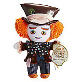 Alice Through the Looking Glass Mad Hatter Plush