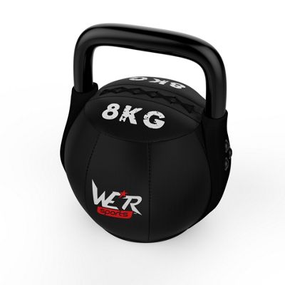 We R Sports Soft Kettlebells with Synthetic Leather 6KG