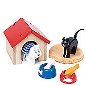 Le Toy Van Doll's House Pet Set