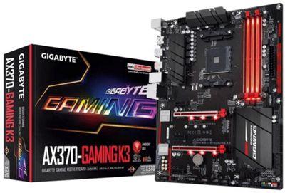Gigabyte GA-AX370-GAMING K3 ATX Motherboard