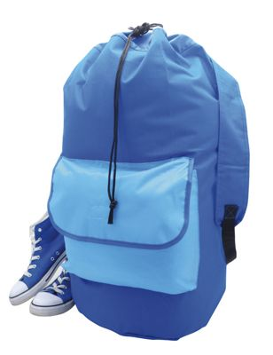 Country Club Laundry Back Pack Blue