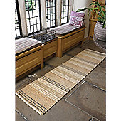Natural Living Seagrass Natural Runner - 60X230cm