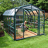 Rion Grand Gardener 8X12 Clear Greenhouse