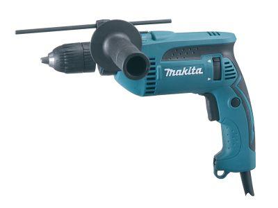 Makita HP1641 Percussion Drill Keyless Chuck 680 Watt 110 Volt
