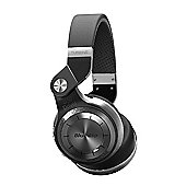 Bluedio T2+ Bluetooth stereo headphones wireless headphones in Black