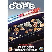 Lets Be Cops DVD