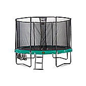 EXIT Supreme All-in-1 12ft Trampoline