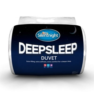 Silentnight Deep Sleep 10.5 Tog Duvet - Super King