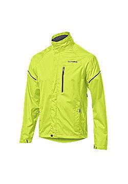 Altura Nevis III Waterproof Cycling Jacket - Yellow