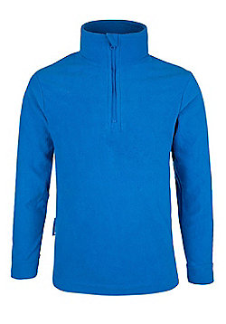 Mountain Warehouse Camber Kids Fleece - Electric blue