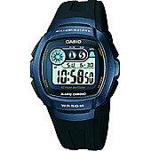 Casio W210-1BV Casual Sports Watch