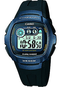 Casio W210-1BV Casual Sports Watch