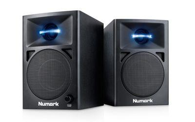 Numark N-Wave 360 60 Watt Powered Desktop DJ/Studio Monitors