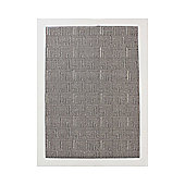 Skyline Pinnacle Grey Rug - 167x233cm