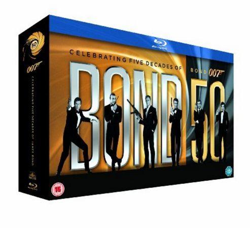 James Bond 007 Complete (Blu-ray Boxset)