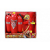 Firefighter Extinguisher Set