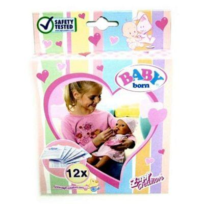 Baby Born Food 779170 - 12 Sachet Pack