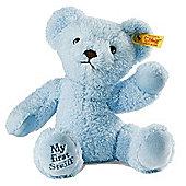 My First Steiff Teddy Bear (Blue)