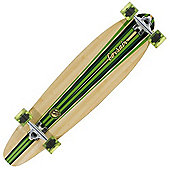 Mindless Longboards ML2130 Corsair III Complete Longboard - Green